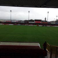 Photo taken at Showgrounds by David G. on 9/21/2013