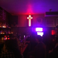Photo taken at The Black Heart by Cecilio S. on 3/1/2013