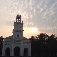 Photo taken at โรงเรียนราษฎร์บำรุงศิลป์ by Babyi on 4/9/2015