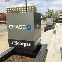 Photo taken at Chase Bank by Benjamin E. on 4/25/2016