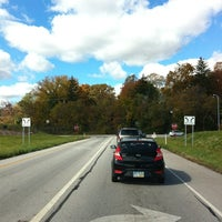 Photo taken at I-77 Exit 135 - Cleve-Mass Rd by Gaylan F. on 10/12/2012
