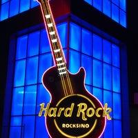Photo taken at Hard Rock Rocksino Northfield Park by Gaylan F. on 12/13/2014
