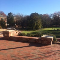 Photo taken at NCSU - Court of North Carolina by Aaron S. on 12/1/2014
