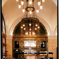 Photo taken at The Wolseley by The Wolseley on 3/31/2015