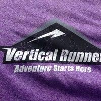 Photo taken at Vertical Runner by Rowena Y. on 10/6/2012