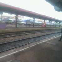 Photo taken at Gare SNCF de Roanne by Ilan C. on 11/10/2012