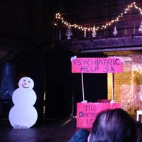 Photo taken at Brooklyn Lyceum by Peter K. on 12/21/2013