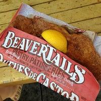 Photo taken at BeaverTails by John E. C. on 7/25/2013