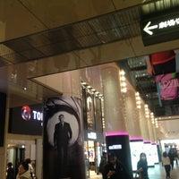 Photo taken at TOHO Cinemas by Megumi G. on 11/20/2012