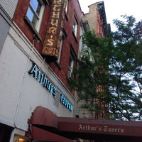 Photo taken at Arthur's Tavern by HiDe T. on 6/8/2013
