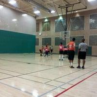 Photo taken at Walnut Gymnasium - Teen Center by Raymond R. on 9/21/2012