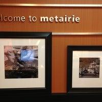 Photo taken at Hampton Inn Metairie by Jefry M. on 7/1/2013