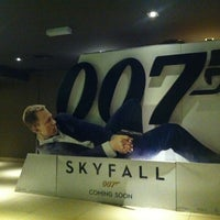 Photo taken at TGV Cinemas by Castiel W. on 11/29/2012