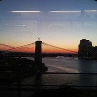 Photo taken at MTA Subway - Manhattan Bridge (B/D/N/Q) by minty on 10/21/2013