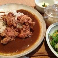 Photo taken at キッチン米一 by NotinEET on 7/11/2015
