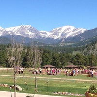 Photo taken at YMCA of the Rockies by Gerald M. on 6/9/2013