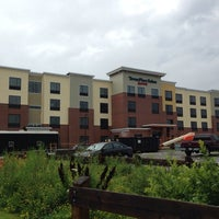 Photo taken at Courtyard by Marriott Bangor by Bev U. on 7/28/2014