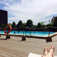 Photo taken at Hotel Palafox by Lynn V. on 6/30/2016