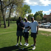 Photo taken at City Park Golf Course by mike m. on 5/21/2013