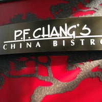 Photo taken at P.F. Chang's Asian Restaurant by Maryfer P. on 12/31/2012