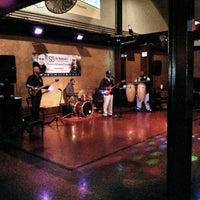Photo taken at Iris Lounge by Aaron on 4/20/2013
