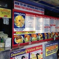 Photo taken at Mama's Empanadas by Lea G. on 9/2/2013