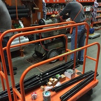 Photo taken at The Home Depot by Andrew G. on 3/10/2015