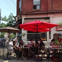 Photo taken at Farmhouse Tavern by Monica L. on 6/23/2013
