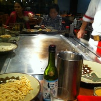 Photo taken at Benihana by Dozié U. on 1/30/2013