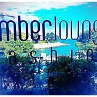 Photo taken at Amber Lounge by Julia R. on 5/24/2013