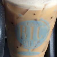 Photo taken at Caribou Coffee by Kristie S. on 6/4/2015