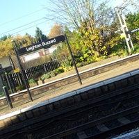 Photo taken at Leighton Buzzard Railway Station (LBZ) by Luiz M. on 11/11/2012