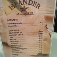 Photo taken at Islander Bar & Grill by Matheus O. on 5/23/2013