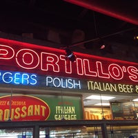 Photo taken at Portillo's by Matheus O. on 9/27/2014