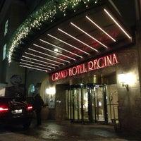 Photo taken at Grand Regina Hotel by Imran S. on 12/29/2013