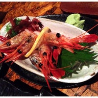 Photo taken at En Japanese Dining Bar (Mohammed Sultan) by Eric J. on 10/23/2013