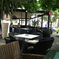 Photo taken at Café do Brasil by Ruan S. on 6/24/2013