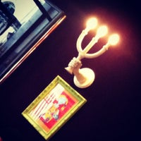 Photo taken at Muscade Restaurant by Aurélia S. on 9/17/2012