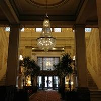 Photo taken at Kimpton Hotel Monaco Baltimore Inner Harbor by Elsa on 9/28/2013
