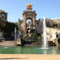 Photo taken at Parc de la Ciutadella by oscar g. on 4/18/2013