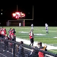 Photo taken at Boulder High School Stadium by Mary H. on 10/5/2013
