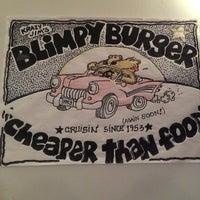 Photo taken at Krazy Jim's Blimpy Burger by John S. on 12/13/2014