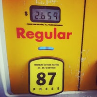 Photo taken at Shell by Cody M. on 5/18/2013