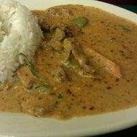 Photo taken at Thai House by Mindelei W. on 12/4/2012