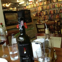 Photo taken at Floriano | Livraria & Café by Emi V. on 6/23/2013