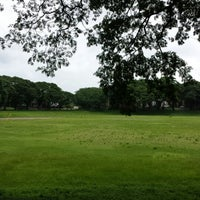 Photo taken at Sunken Garden by Mon F. on 6/30/2013