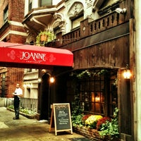 Photo taken at Joanne Trattoria by Candy P. on 9/28/2012