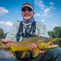 Photo taken at Montana Trout Outfitters by Montana Trout Outfitters on 3/19/2015