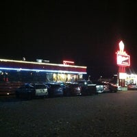 Photo taken at Route 61 Diner by Tommy D. on 11/1/2012