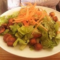 Photo taken at Cafécafé by Dani T. on 10/30/2012